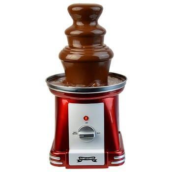 Gadgy Fuente de Chocolate de 3 Pisos
